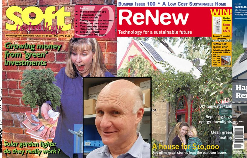 Celebrating 40 years of Renew