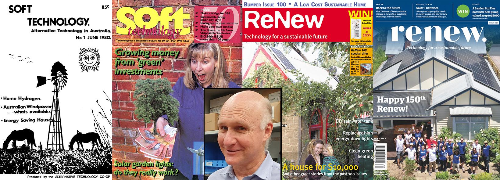 Celebrating 40 years of Renew
