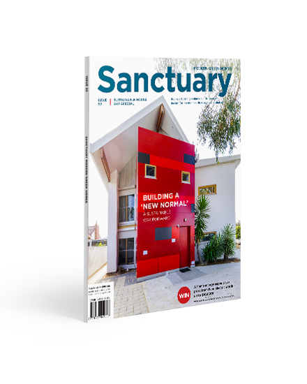 Sanctuary Magazine-only membership
