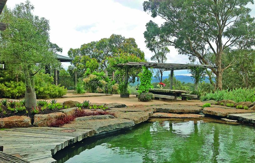 In the line of fire: Garden design to reduce the threat of bushfire