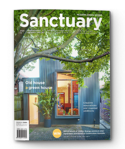 Sanctuary Issue 54