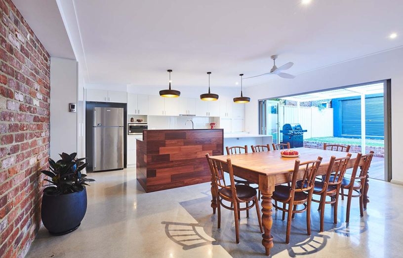 Sid Thoo Architect - 24 Purslowe St, Mount Hawthorn -  Perth, Western Australia. 28th September 2020. (c) Daniel Carson | www.dcimages.org